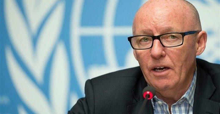 المنسق الإنساني: الوضع في غزة مأساوي وبعيد عن الانتهاء