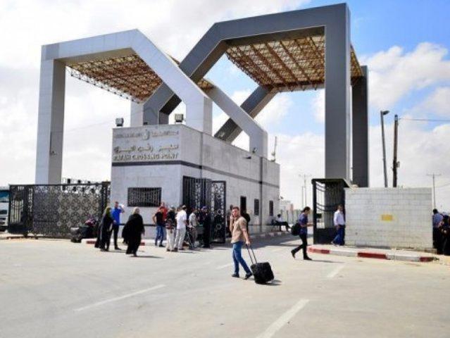 مصر تقرر فتح معبر رفح  طوال شهر رمضان