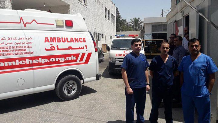 الأردن يرسل مساعدات طبية لقطاع غزة ويستعد لاستقبال 11 جريحًا