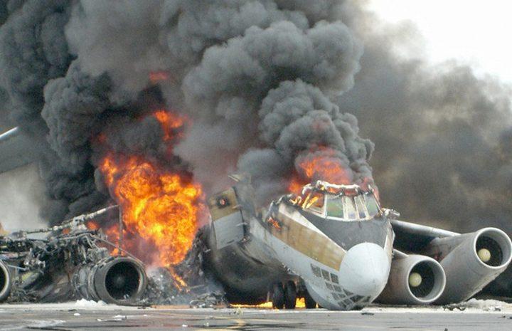 تحطم طائرة ركاب في كوبا على متنها 104 أشخاص