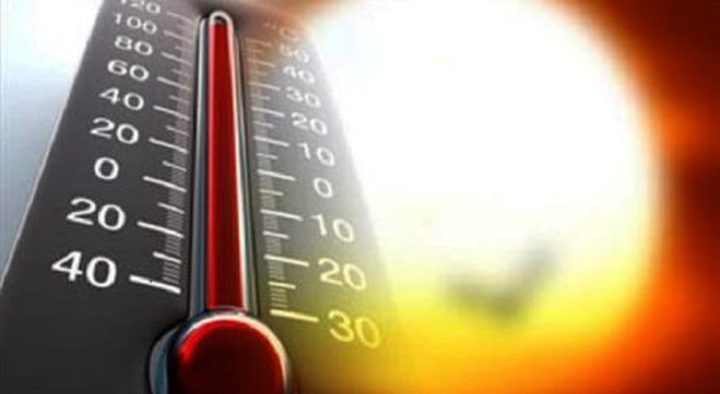 """""""الأرصاد الجوية"""" تحذر المواطنين من التعرض لأشعة الشمس"""