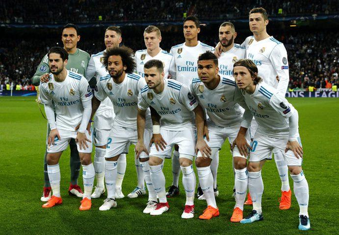 التشكيل الرسمي لمباراة ريال مدريد وفياريال