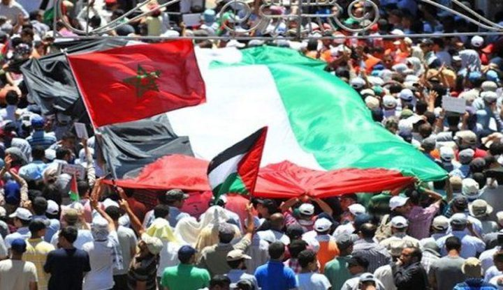 مسيرة في الدار البيضاء غدًا تضامنًا مع فلسطين