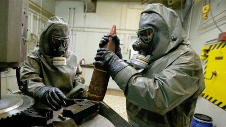 هيئة جديدة للأسلحة الكيماوية تدعو قادة الدول للانضمام إليها