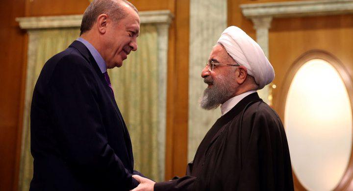 روحاني: تطویر العلاقات بین إیران وتركیا یعزز أمن واستقرار المنطقة