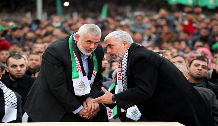"""""""حماس"""" تبحث عن هدنة طويلة الأمد مع إسرائيل"""