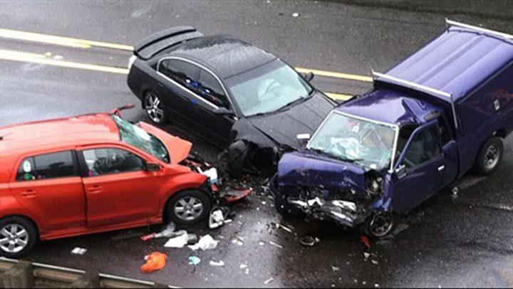 36 حادث سير في ثاني أيام رمضان
