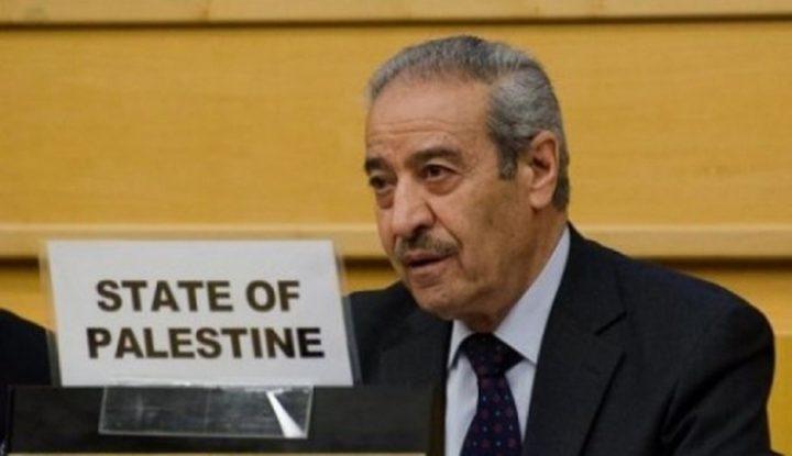 خالد: تطور مهم على طريق جلب مجرمي الحرب الاسرائيليين الى العدالة الدولية