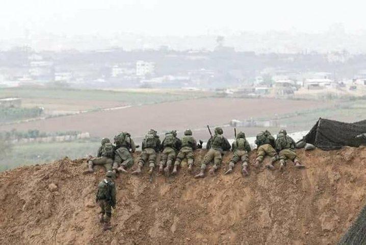 معلومات جديدة حول عملية (حارسون) للاحتلال على حدود غزة
