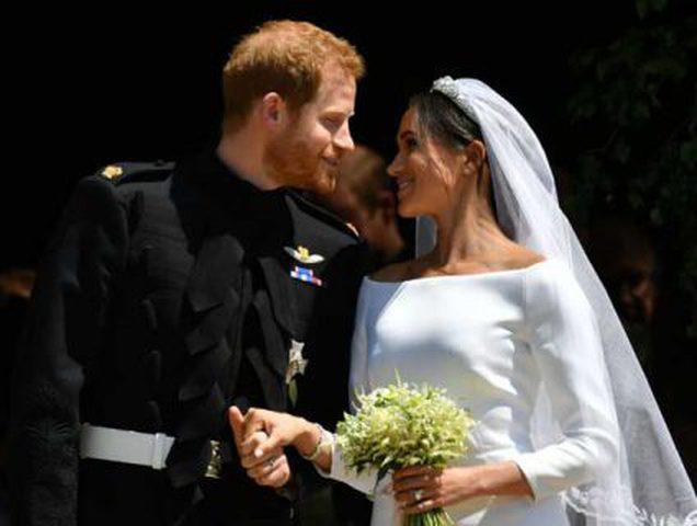 في زفاف ملكي.. إعلان زواج الأمير هاري وميغان ماركل