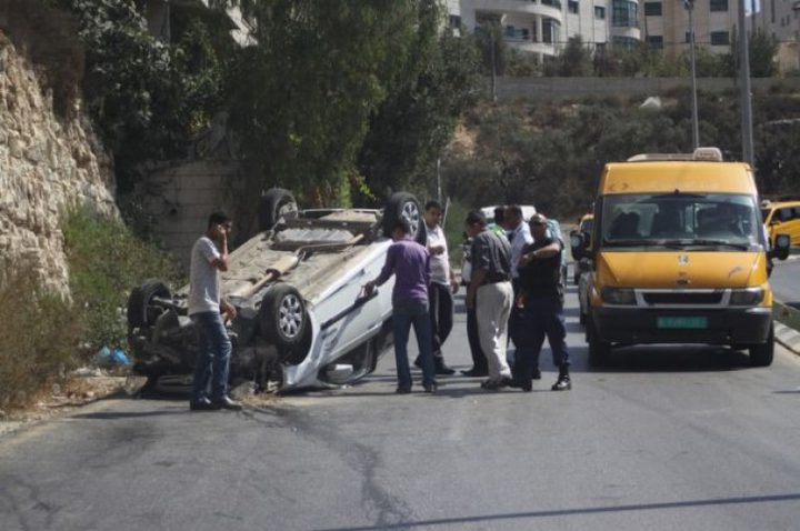 ثالث أيام رمضان.. 43 حادث طرق نتج عنه 15 إصابة