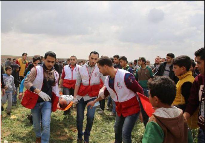 لجان العمل الصحي تطالب بتحقيق مستقل في إنتهاكات الاحتلال