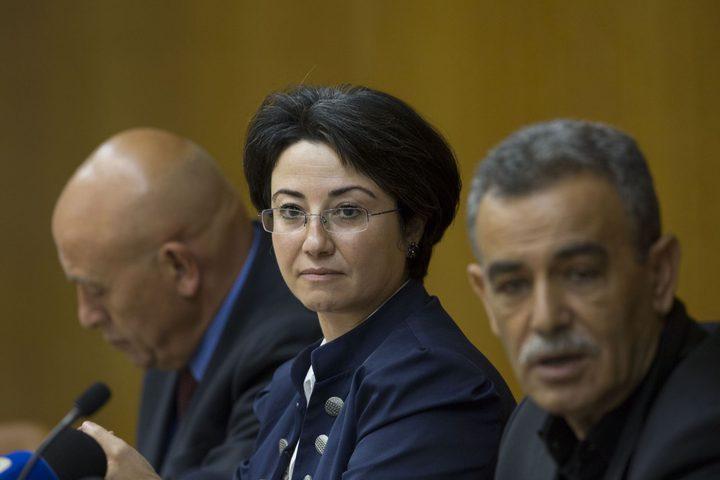 """ليبرمان يهدد النواب العرب في الكنيست: """"مكانكم السجن"""""""