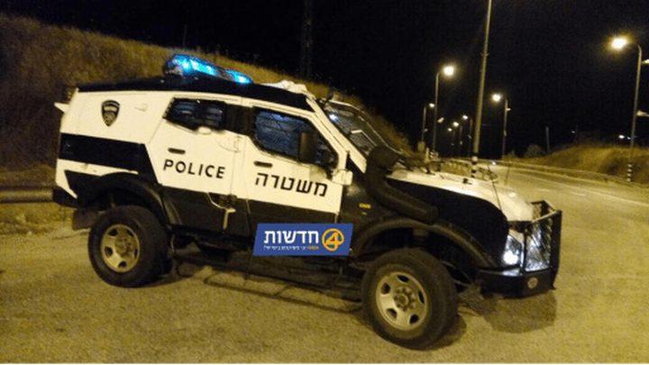 إصابة مستوطن وشرطي من قوات الإحتلال جراء رشقهم بالحجارة في القدس
