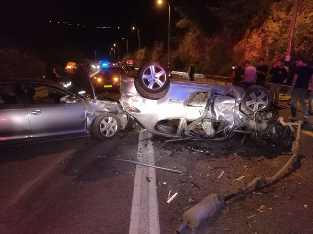 مصرع 4 اشخاص و206 اصابة في287 حادث سير