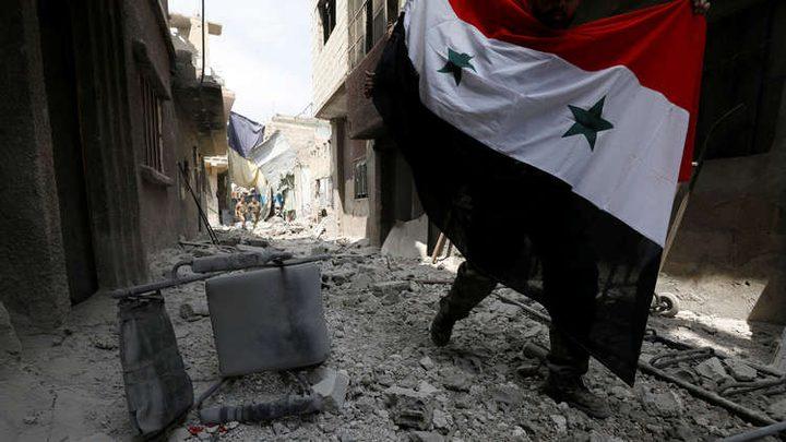"""رغم نفي الجيش.. نشطاء سوريون يتحدثون عن بدء خروج """"داعش"""" من جنوب دمشق"""