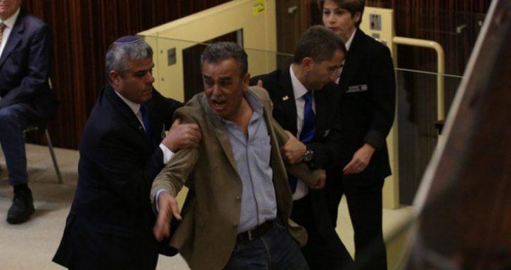النائب زحالقة يطالب باطلاق سراح المعتقلين في حيفا