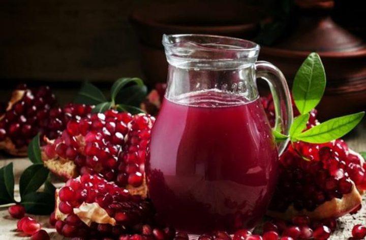 عصير الرمان في رمضان شفاء من كل داء