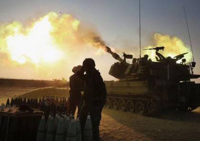 الإحتلال يُطلق النار تجاه نقطة عسكرية للمقاومة شمال قطاع غزة