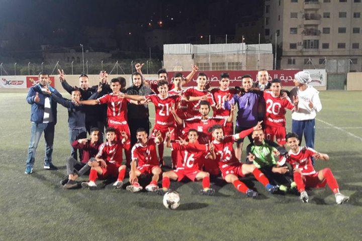 ملعب الحسين يحتضن نهائي دوري الشباب