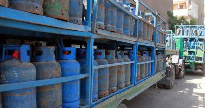 مدير الادارة العامة للبترول: إدخال 300 طن غاز لغزة اليوم لأول مرة منذ الازمة