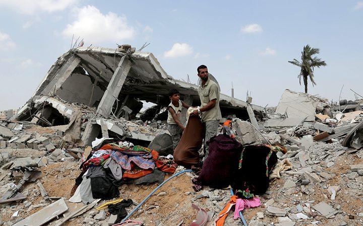 اسبانيا تقدم مساعدات مالية لغزة