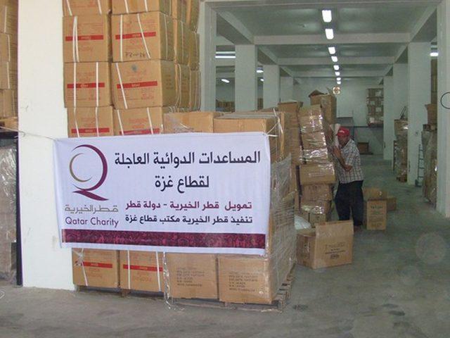 العمادي يكشف عن آلية توزيع المساعدات القطرية في غزة