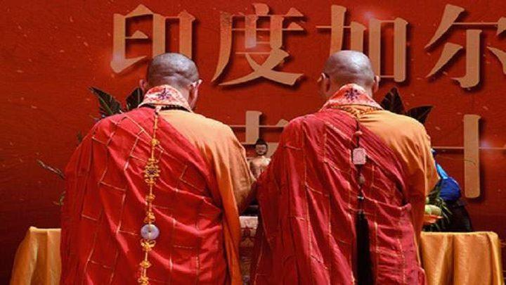 راهب بوذي يقاضي ديرا عمل فيه بسبب الاكتئاب