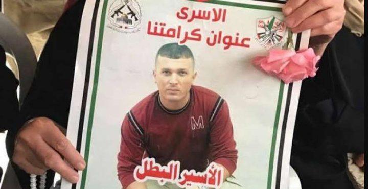 """أمضى 16 عاماً في سجون الاحتلال.. الإفراج عن الأسير """"بريكي"""" من جنين"""