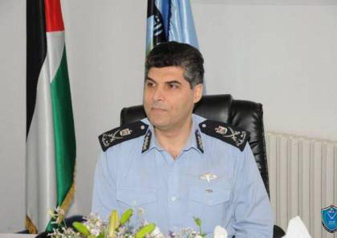 اللواء عطا الله: الحفاظ على الأمن هو واجب الشرطة الأسمى