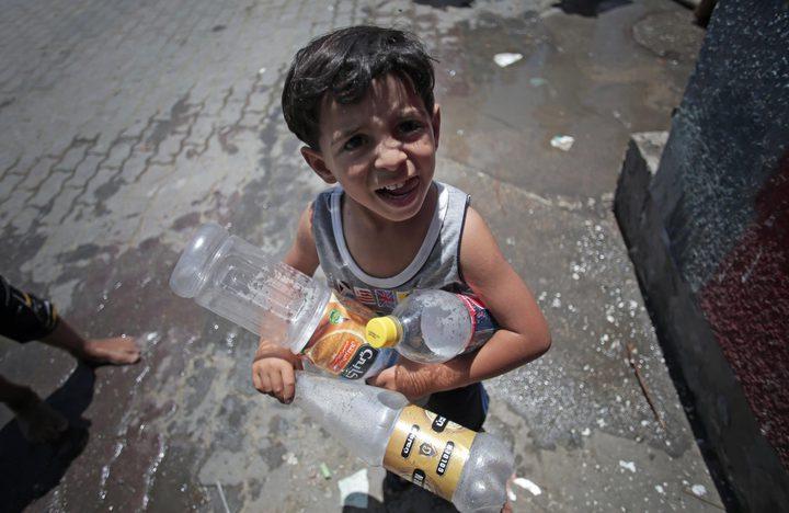 حلول في الطريق لأزمة المياه في نابلس