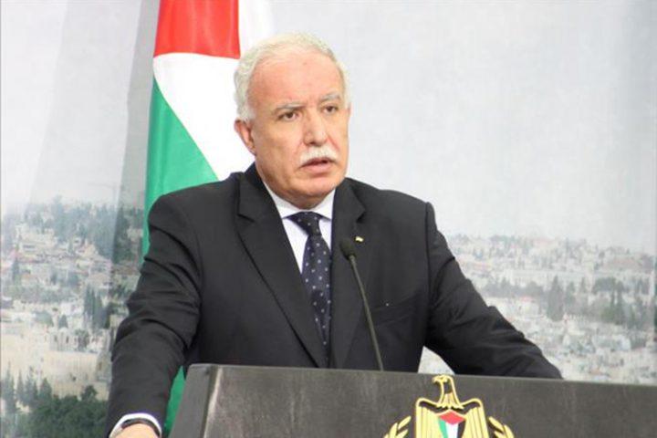 المالكي: نسعى لتحقيق العدالة ومحاسبة الاحتلال