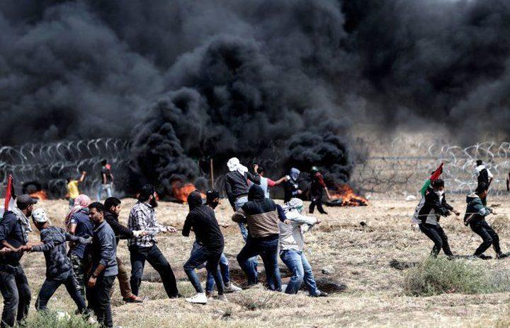 الاحتلال يكشف عن تشكيله وحدة عسكرية لمكافحة مسيرات العودة