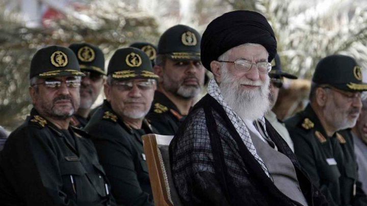عقوبات أمريكية جديدة تستهدف 5 إيرانيين على صلة بالحرس الثوري
