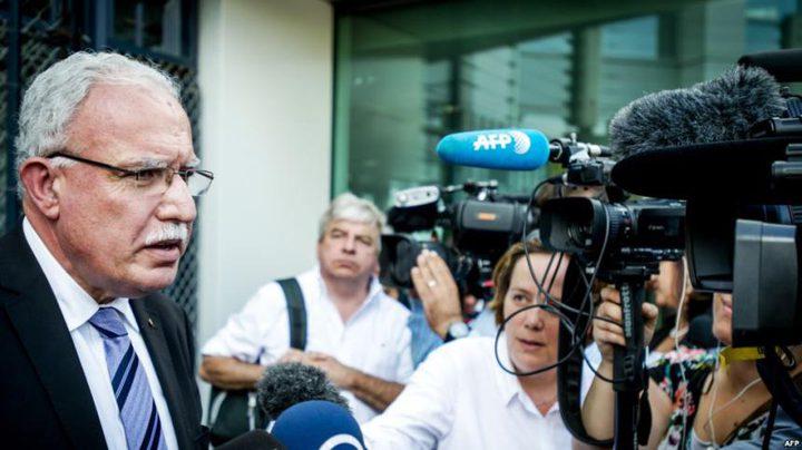 المالكي يسلم الاحالة رسميا الى المحكمة الجنائية الدولية