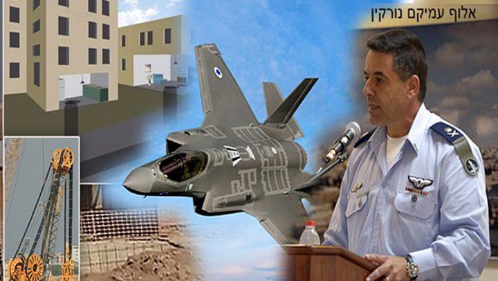 ماذا كشف قائد سلاح الجو الإسرائيلي عن هجوم إيران؟