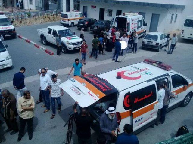 صحة غزة: نقل 32 جريحاً للعلاج في الأردن ومصر