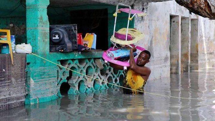 إعصار يضرب أرض الصومال ويقتل أكثر من 50 شخصا