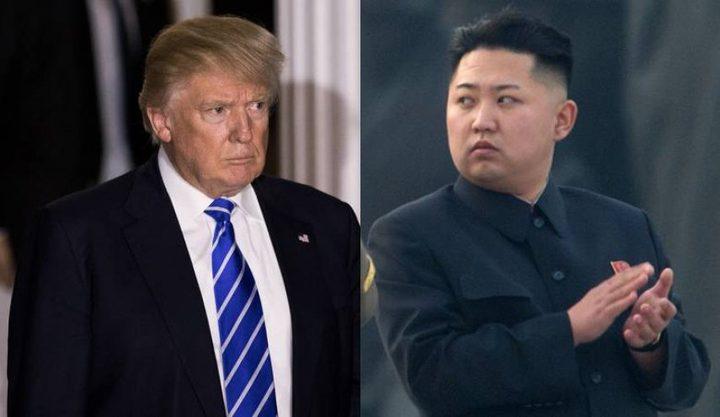 ترامب يحدد الأسبوع المقبل موعدًا لتحديد مصير قمته مع كيم جونغ أون 