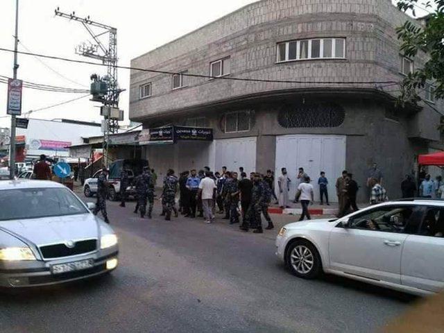 إصابتان إثر شجار عائلي في شارع النفق بغزة
