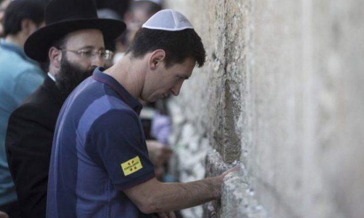 ضغوط إسرائيلية لإقامة المباراة مع الأرجنتين في القدس لهذا الهدف
