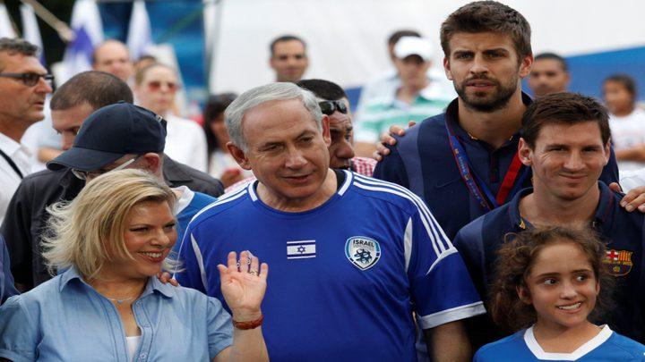 """ميسي يقود التانغو أمام """"إسرائيل"""" في مباراة بالقدس"""