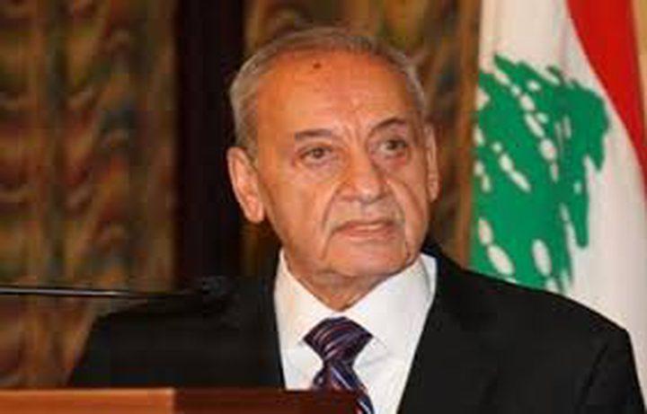 """بري رئيسا للبرلمان اللبناني.. 26 عاما في """"المنصب"""""""