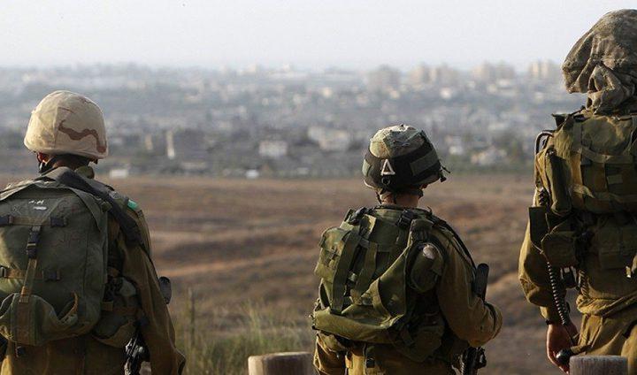 """الاحتلال يزعم سقوط طائرة مُسيرة من غزة في """"أشكول"""""""
