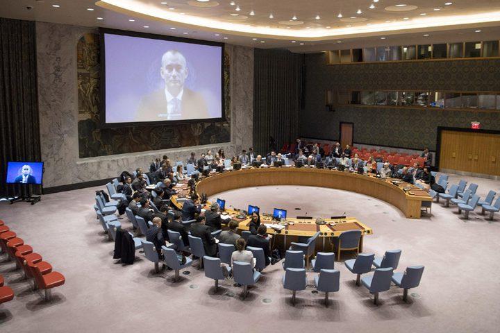 ملادينوف: يجب التوصل إلى استراتيجية طويلة الأمد في غزة
