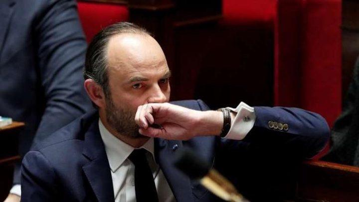 رئيس الوزراء الفرنسي يلغي زيارته إلى دولة الإحتلال