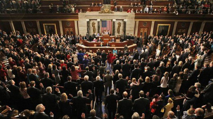76 عضواً في الكونغرس يطالبون نتنياهو بإلغاء هدم منازل الفلسطينيين