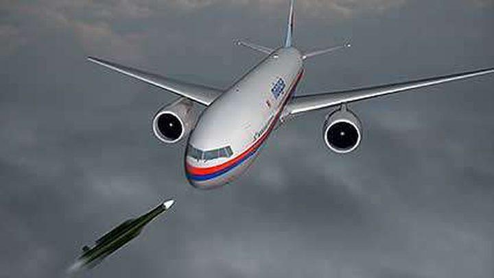 الإعلان عن الجهة المسؤولة عن تحطم الطائرة الماليزية