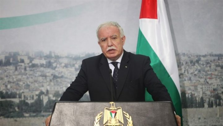 المالكي: إنجازات الدبلوماسية الفلسطينية تتصدى للانحياز الأميركي