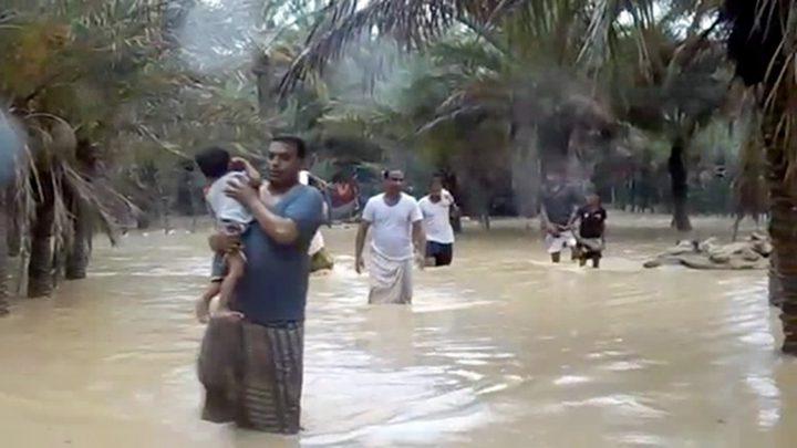 إعلان سقطرى اليمنية محافظة منكوبة بعد إعصار ماكونو